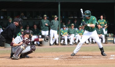 Mason topped Fordham on Saturday (photo by John Irwin).