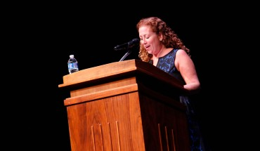 Jodi Picoult at the Center of the Arts on Septemeber 13, 2014