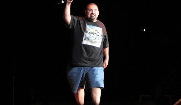 Gabriel Iglesias; photo by Sean Hickey.
