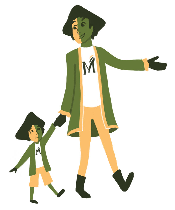 Illustration by Laura Baker