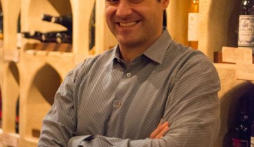 Mason alum, Arthus Lampros, co-owns Giorgio's restaurant and Winestyles of Montclair.