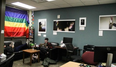 LGBTQ Resources Office in SUB1