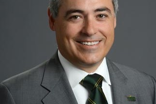 Mason president Ángel Cabrera made $615,759 in fiscal year 2014, the second highest amount in the state. (Photo courtesy of Evan Cantwell/Creative Services, George Mason University)