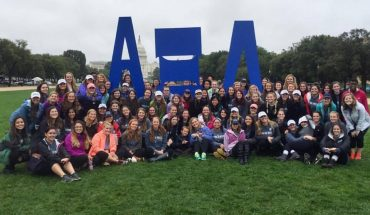 AXiD Walk for Autism Greek Phil article