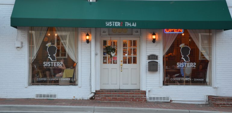 Review Sisters Thai In Old Town Fairfax