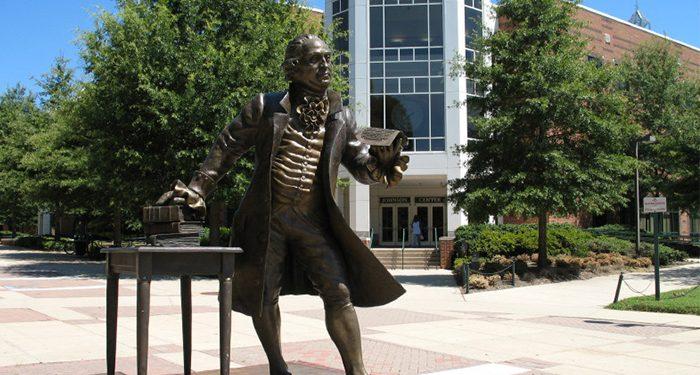 gmu-statue