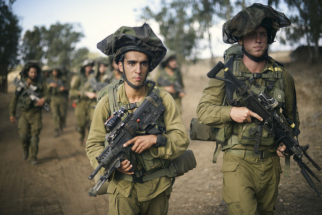 photo credit: Israel Defense Forces