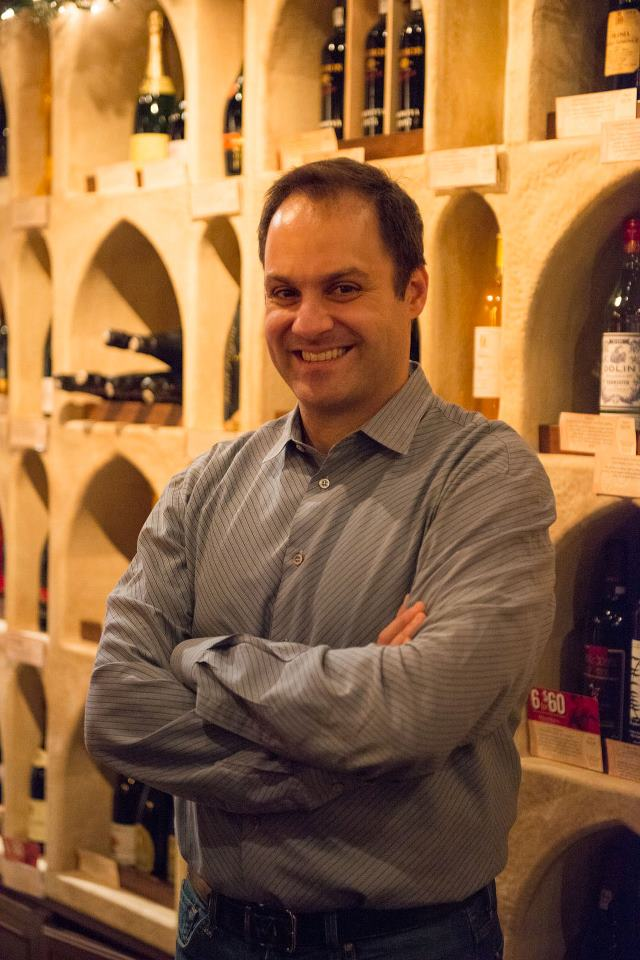Mason alum, Arthur Lampros, co-owns Giorgio's restaurant and Winestyles of Montclair.