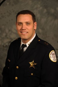 Former Mason police chief, Eric Heath. (Photo courtesy of the University of Chicago)
