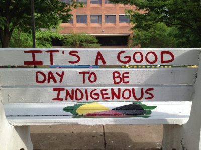(Photo courtesy of the Native American and Indigenous Alliance)
