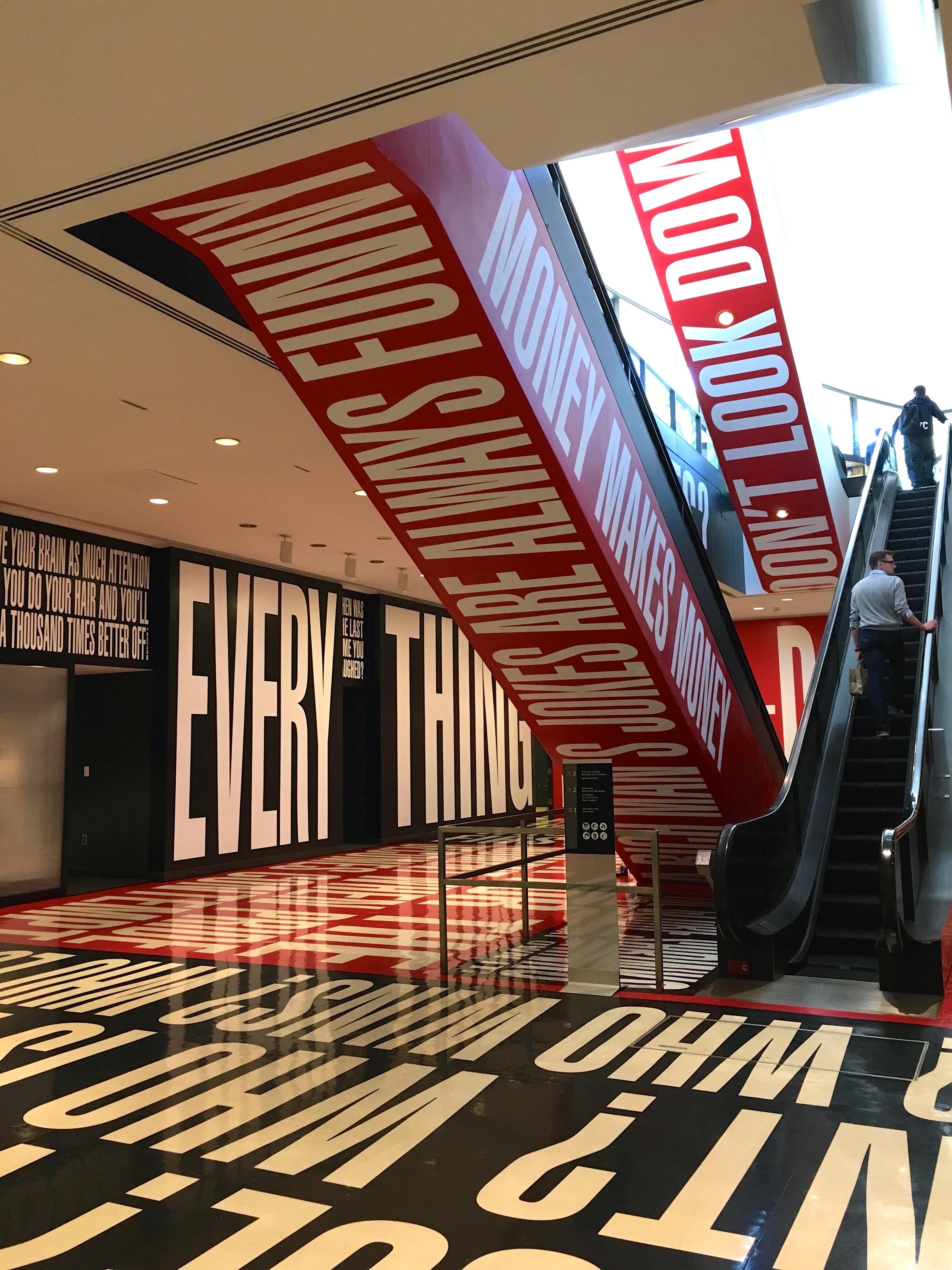 Hirshhorn Museum in DC. PC: Naomi Folta